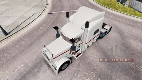 Haut Nathan T Diakon für die truck-Peterbilt 389 für American Truck Simulator