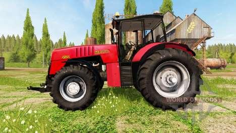 Biélorussie-4522 pour Farming Simulator 2017