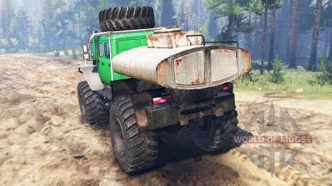 GAS-Harfe-R für Spin Tires