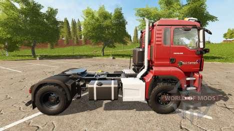MAN TGS 18.480 v1.2 pour Farming Simulator 2017
