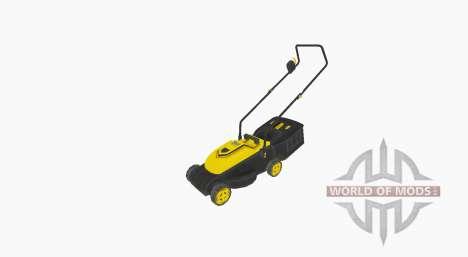L'essence tondeuse à gazon pour Farming Simulator 2017