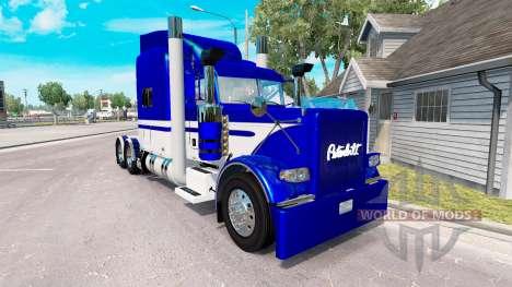 Haut Anlagen-Express truck-Peterbilt 389 für American Truck Simulator