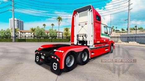 Haut Von den Bosch für Volvo LKW und EUROPA 670 für American Truck Simulator