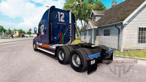 La peau de l'Aigle sur le Club tracteur Freightl pour American Truck Simulator