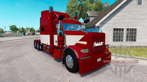 Скин Rethwisch Transport LLC на Peterbilt 389 für American Truck Simulator
