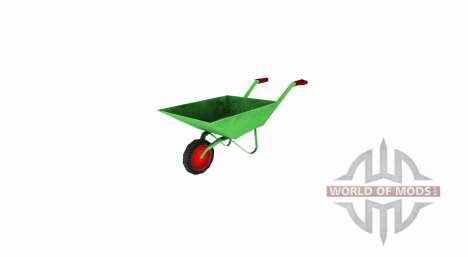 Brouette de jardin pour Farming Simulator 2017