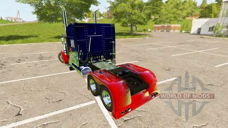 Peterbilt 388 Optimus Prime für Farming Simulator 2017