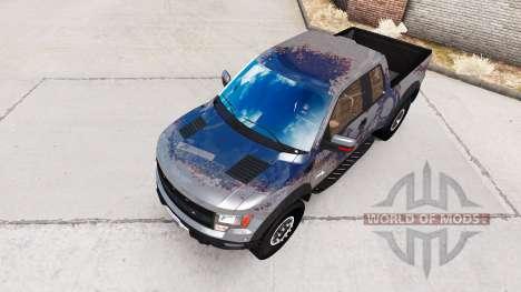 Ford F-150 SVT Raptor v1.5.1 pour American Truck Simulator