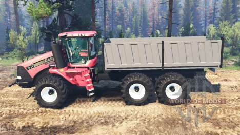 Case IH 620 Turbo v2.0 pour Spin Tires
