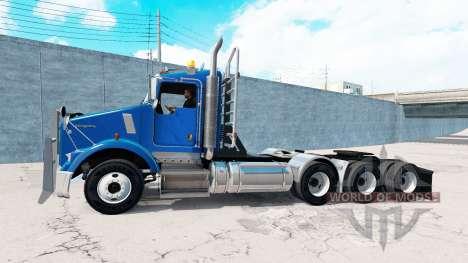 Kenworth T800 2016 v0.3 pour American Truck Simulator