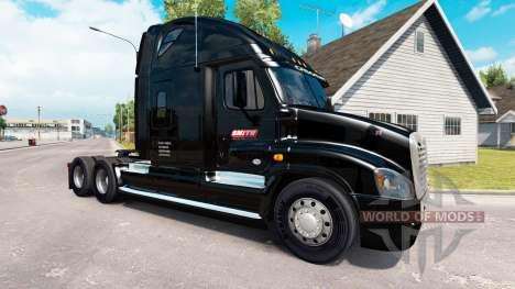 La peau Smith sur les tracteurs pour American Truck Simulator