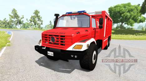 ETK 6200 [fire truck] für BeamNG Drive