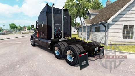 La peau Gallon d'Huile de camion Peterbilt pour American Truck Simulator