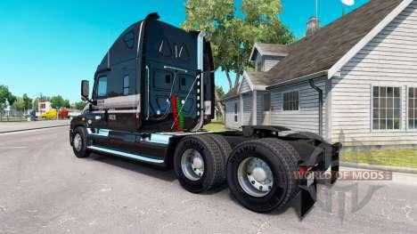 Die Haut der Marder auf dem LKW Freightliner Cas für American Truck Simulator