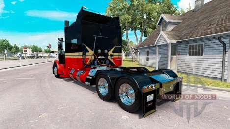 La peau de Vie Faible pour le camion Peterbilt 389 pour American Truck Simulator
