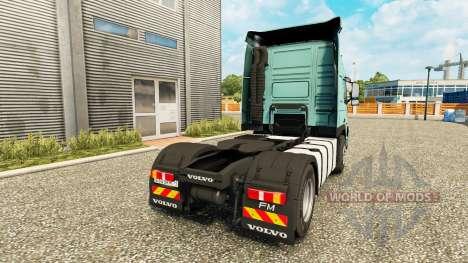 Volvo FM13 für Euro Truck Simulator 2