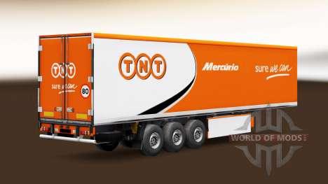 Eine Sammlung von skins für Trailer v2.0 für Euro Truck Simulator 2