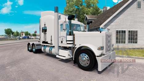 La peau de Vie de l'Huile pour le camion Peterbi pour American Truck Simulator