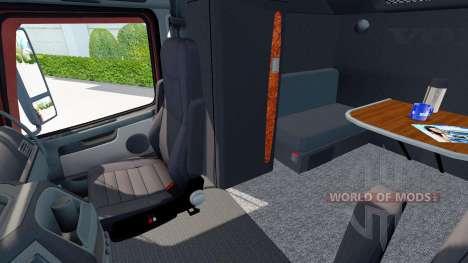 Volvo VNL 670 pour American Truck Simulator