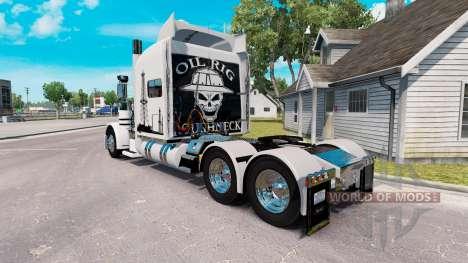 Haut-Life Öl für den truck-Peterbilt 389 für American Truck Simulator