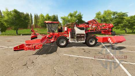 Holmer Terra Felis 2 pour Farming Simulator 2017