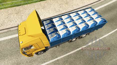 KamAZ-65117 für Euro Truck Simulator 2