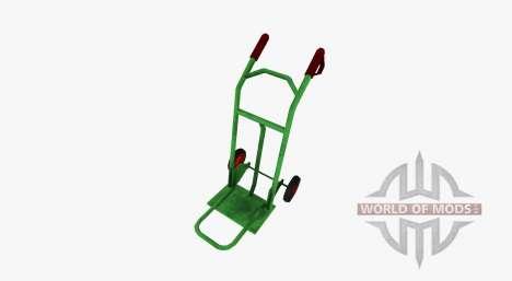 Camion de main pour Farming Simulator 2017
