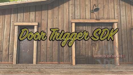 Door Trigger SDK für Farming Simulator 2017