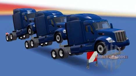Anhänger von Traktoren für American Truck Simulator
