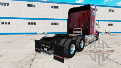 Kenworth T800 2016 v0.5.1 pour American Truck Simulator