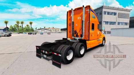 Eine Sammlung von skins für die Kenworth-Zugmasc für American Truck Simulator