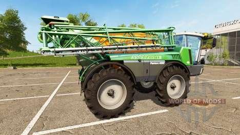 AMAZONE Pantera 4502 für Farming Simulator 2017