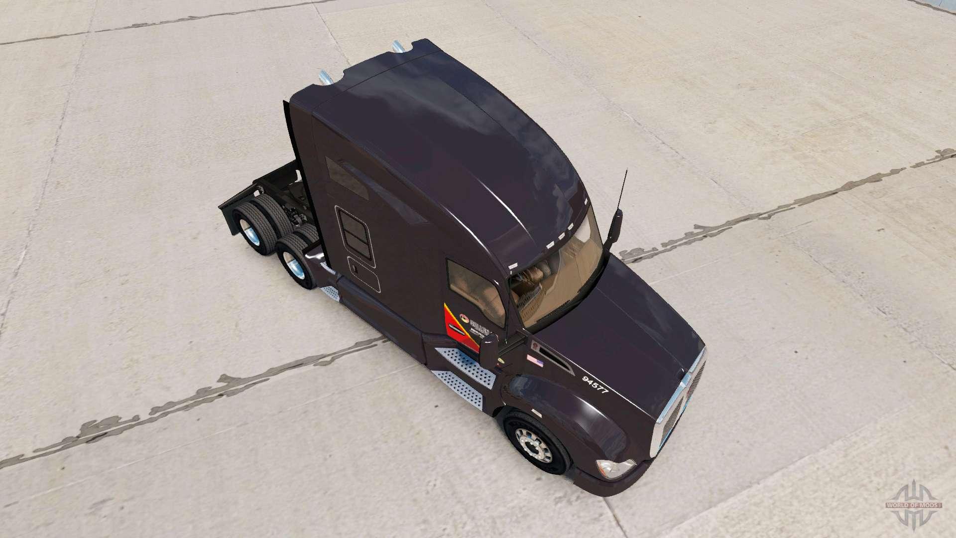haut gallone l truck kenworth f r american truck simulator. Black Bedroom Furniture Sets. Home Design Ideas