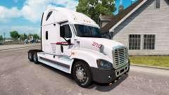 Скин P. A. M. de Transport на Freightliner Casca