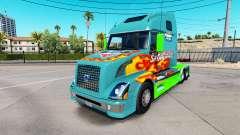 Skoal Bandit-skin für den Volvo truck VNL 670