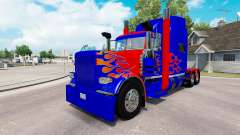 Haut-Optimus Prime v2.1 für den truck-Peterbilt