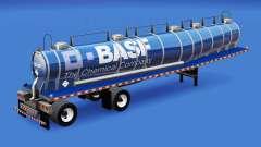 La peau BASF pour les produits chimiques réservo