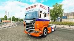 FedEx Express de la peau pour Scania camion