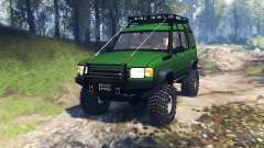 Land Rover Discovery v4.0