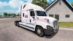 Скин P. A. M. Transport2 на Freightliner Cascadi