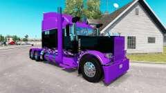 Race-Inspirierte skin für den truck-Peterbilt 38