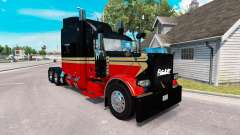 La peau de Vie Faible pour le camion Peterbilt 3