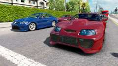 Le trafic NFS most Wanted v2.0
