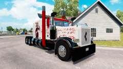 Harley Quin skin für den truck-Peterbilt 389