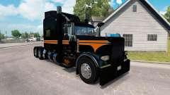 La peau SRS National pour le camion Peterbilt 38