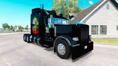 Haut-Maximum-Overdrive auf dem truck-Peterbilt 3
