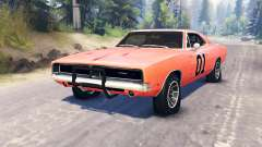 Dodge Charger 1969 General Lee