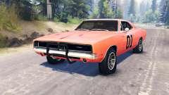 Dodge Charger 1969 General Lee