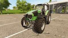 Deutz-Fahr 9290 TTV Agrotron [pack]