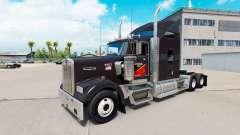 Haut Gallone Öl-truck Kenworth W900